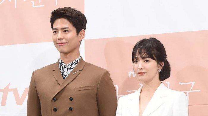 Song Hye Kyo Beradu Akting Dengan Park Bo Gum Dalam Drama Encounter, Ini Tanggapan Song Joong Ki
