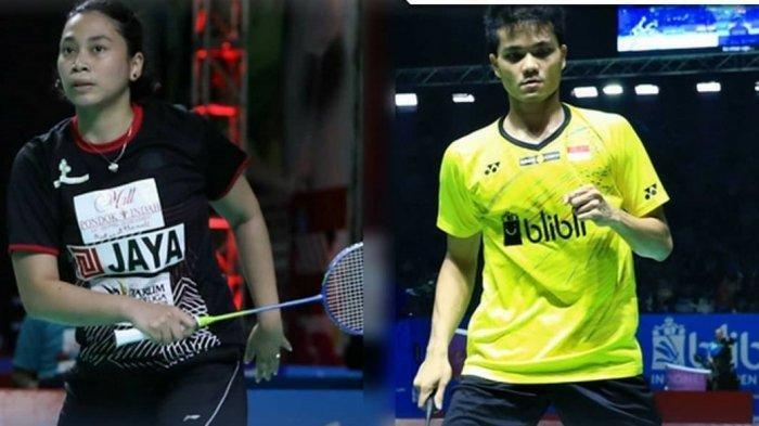 Live Streaming Chinese Taipei Open 2019, 9 Wakil Indonesia Berlaga di Hari Pertama Taiwan Open 2019