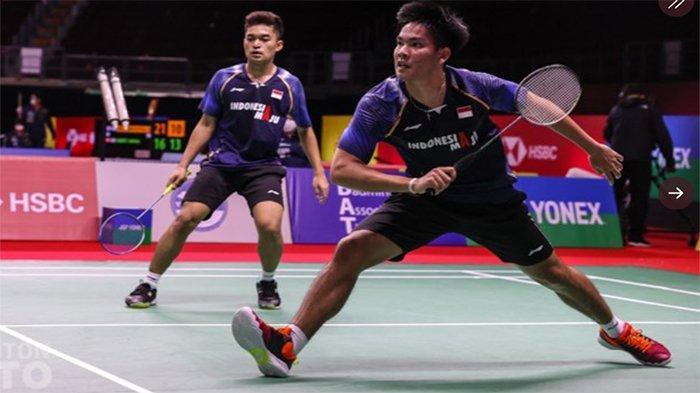 JADWAL Semifinal Thailand Open 2021 Live Streaming TVRI Sabtu 16 Januari 2021 Jam 11.00 WIB