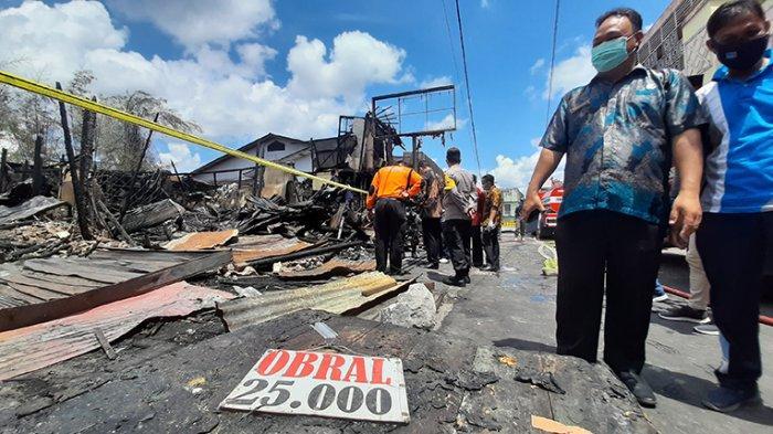 Penyebab Kebakaran yang Hanguskan 9 Ruko di Sintang, Berikut Penjelasan Polisi