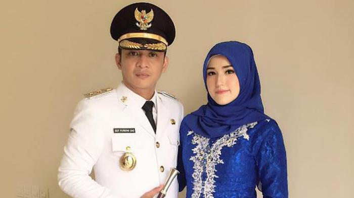 Saat Ombak Tsunami Menerjang, Pasha Ungu dan Istri Berlari ke Dataran Tinggi