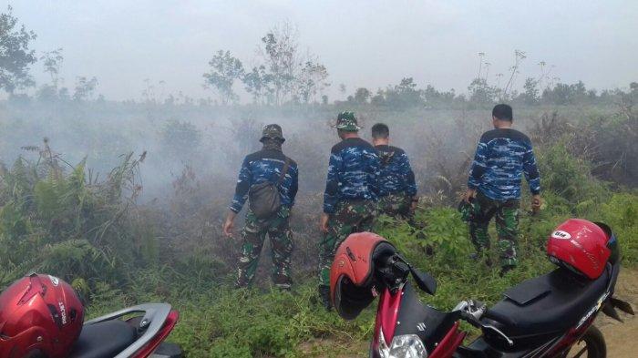 Jeda Hujan Picu Munculnya Titik Api, Warga Diminta Waspada Dampak Asap