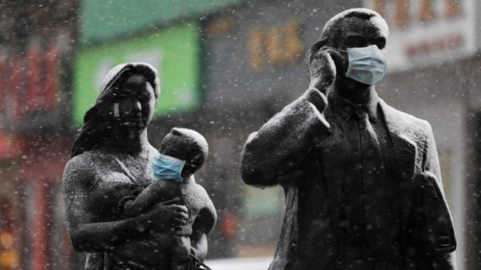 BAYI Tiga Bulan ODP Virus Corona Bersama Sang Ibu, Batuk dan Flu Usai Bepergian ke Malaysia