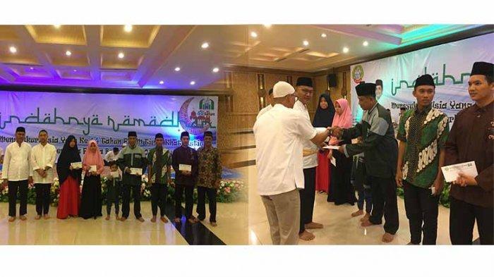 PDAM Tirta Khatulistiwa Pontianak Rayakan HUT ke-44 Bersama 500 Anak Yatim