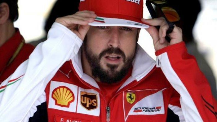 Sesal Fernando Alonso Tinggalkan McLaren dan Bergabung dengan Ferrari
