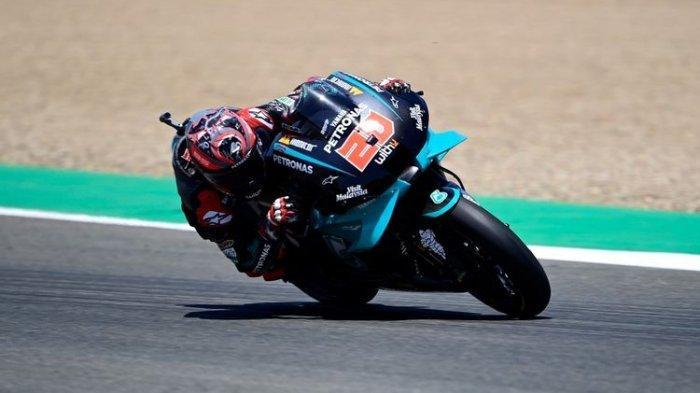 HASIL MotoGP Doha 2021 Fabio Quartararo Juara Lengkap Klasemen Moto2 dan Moto3 Usai GP Doha 2021