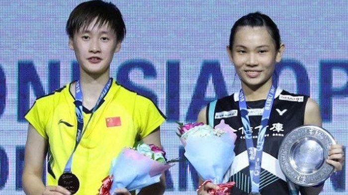 Daftar Juara Malaysia Masters 2020