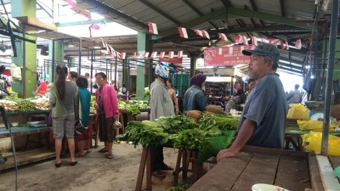 Rekan Pedagang Kenang Sosok Ridwan, Satpam Pasar Flamboyan yang Tewas Dikeroyok