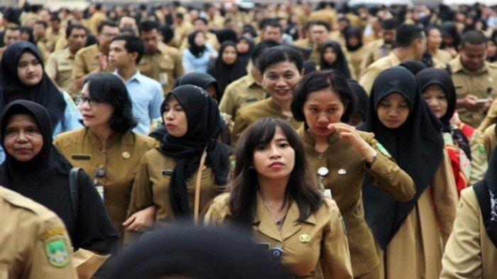 Asyik! THR dan Gaji ke-13 PNS TNI Polri dan Pensiunan Cair Lagi Tahun 2022, Segini Besarannya