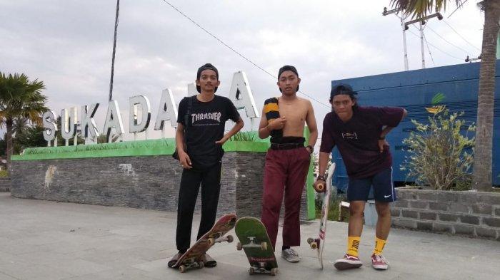 Pehobi Skateboard Kayong Utara Butuh Area Representatif untuk Latihan