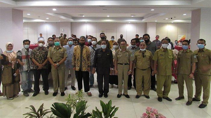 Dinas PMDP Provinsi Kalbar Gelar Pelatihan Peningkatan Kapasitas Pengelola BUMDes