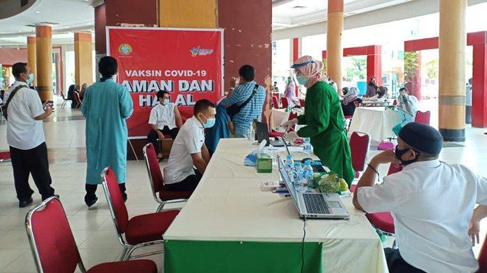 Berikut Jadwal Vaksin Bagi Calon Jemaah Haji di PCC