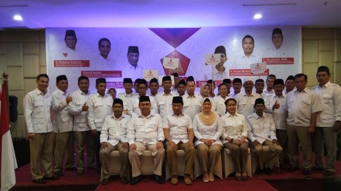 Ini Pesan Ketua Harian DPP Gerindra Saat Lantik PAC Kota Pontianak