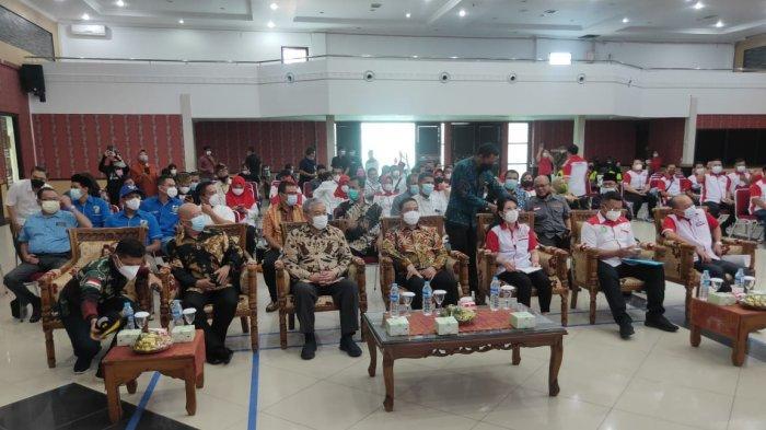 Wagub Ria Norsan Hadiri Pelantikan Pengurus KORMI Kota Singkawang