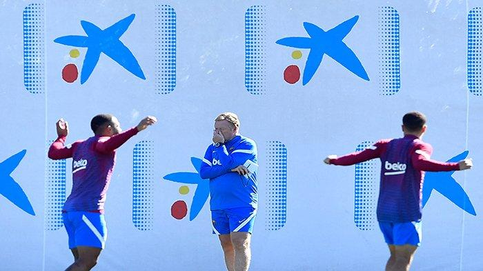 Live Streaming Benfica vs Barcelona, Tanpa Aguero-Braithwaite, Koeman Andalkan Memphis dan Coutinho