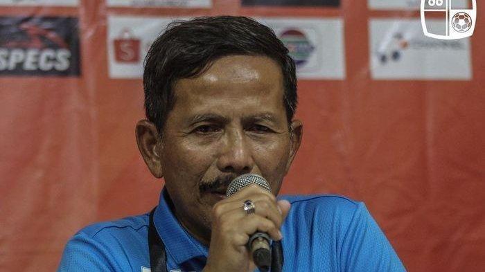 Pelatih Barito Putera Djadjang Nurdjaman Ungkap Cara Imbangi Persib Bandung