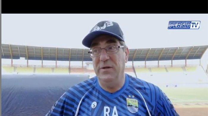 Pelatih Persib Bandung Patok Target Juara, juga Sebut Pemecatan Pelatih di Liga 1 2019 Rekor Dunia