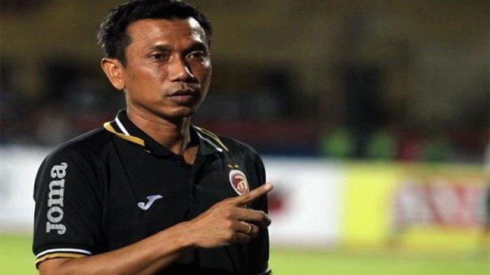 Sriwijaya FC vs Persita Liga 2 - Memori Widodo C Putro, Lawan Mantan Tim dan Pulang ke Bali United