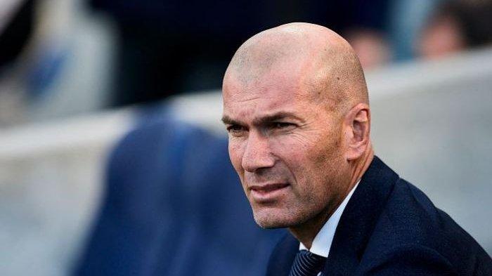 KABAR Zinedine Zidane Mundur dari Kursi Pelatih Real Madrid Kembali Mencuat, Ini Penyebabnya