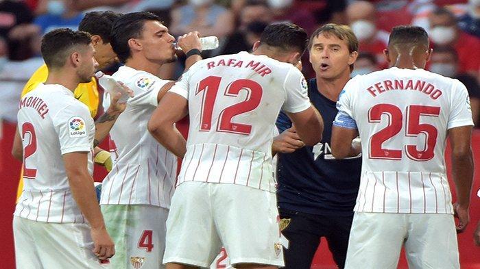 Live Skor Hasil Pertandingan Wolfsburg vs Sevilla, Volkswagen Arena Jadi Saksi Adu Taktik van Bommel