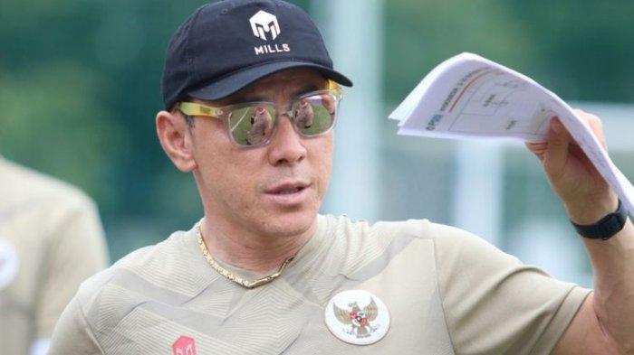 Shin Tae-yong Ungkap Penyebab Timnas Indonesia Kalah Lawan Vietnam, Saya Tak Ingin Kalah Seperti Ini