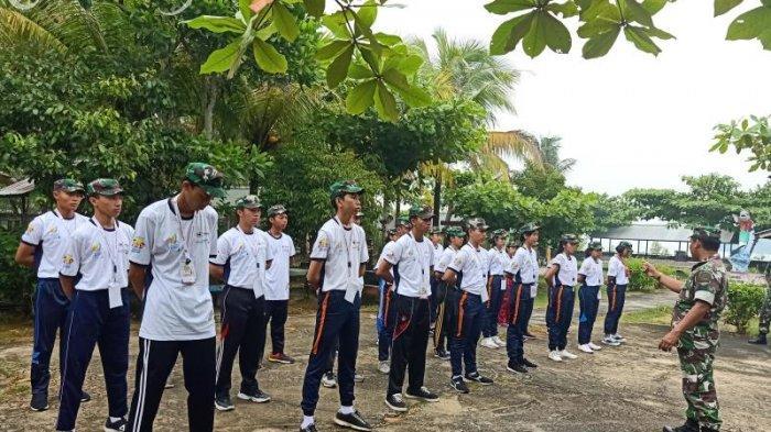 Siswa-siswi Bali Dapat Pelatihan Bela Negara Dari TNI Kodim 1201 Mempawah - pelatihan-bela-negara1.jpg
