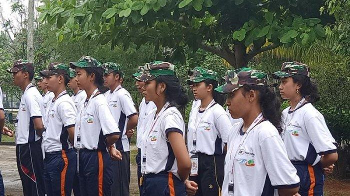 Siswa-siswi Bali Dapat Pelatihan Bela Negara Dari TNI Kodim 1201 Mempawah - pelatihan-bela-negara3.jpg