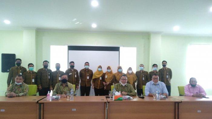 Bank Kalbar Syariah Bersama Muamalat Institute Latih SDM Gadai Emas