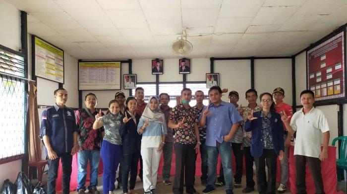 Pelatihan Pencatatan Usahatani Berkelanjutan bagi Petani Sawit Swadaya