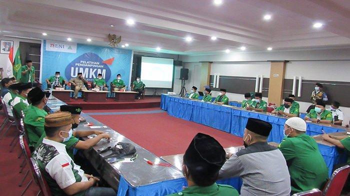 Tingkatkan Semangat Wirausaha, GP Ansor Kalbar Gelar Pelatihan Pendampingan UMKM