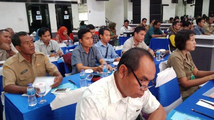 BKSDA Kalimantan Barat Gelar Pelatihan Mitigasi Terjadinya Konflik Manusia dengan Orangutan