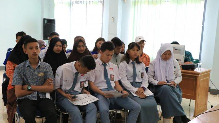 Diskominfo Singkawang Gelar Pelatihan Jurnalistik Pelajar