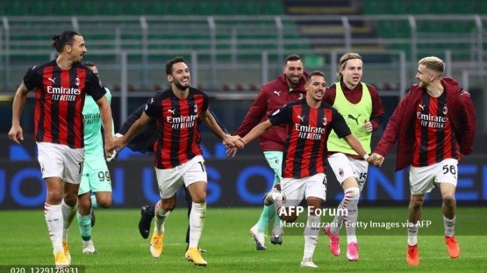 Klasemen Liga Italia: Kalahkan Inter, Ibra Bawa Milan ke Puncak Klasemen Serie A, Juventus Lewat