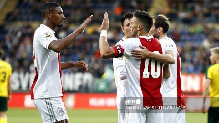 Prediksi Liga Champions Ajax vs Besiktas, Top Skor UCL Kembali Beraksi Malam Ini