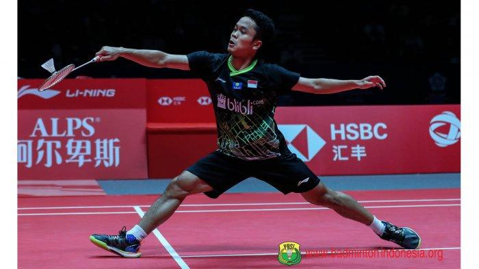 Hasil Drawing Badminton Malaysia Masters 2020