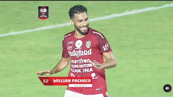 LIVE SCORE Bali United Vs Persiraja Dua Gol Tercipta Babak Pertama Persiraja Vs Bali United Sore Ini