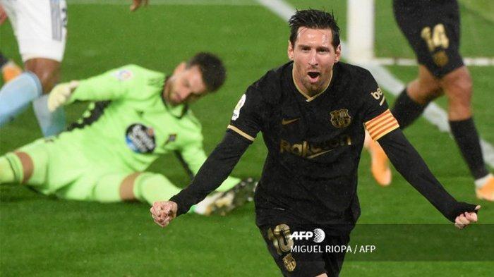 JADWAL Liga Champions - Lionel Messi Tebar Ancaman Jelang Kontra PSG