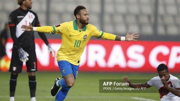 Jadwal Bola Rabu 9 Juni 2021: Kolombia vs Argentina, Paraguay vs BrazilKualifikasi Piala Dunia 2022