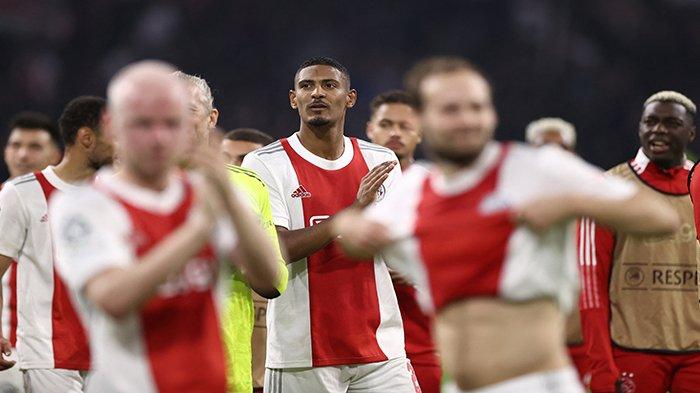 Jadwal Liga Champions Ajax vs Dortmund, Adu Tajam Sebastien Haller dan Erling Braut Haaland