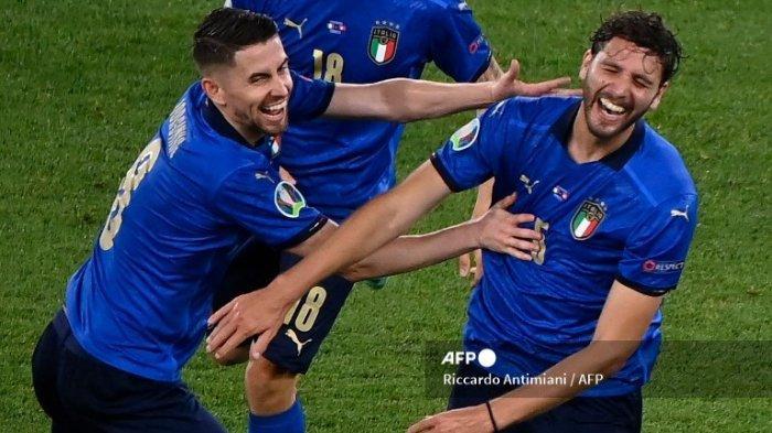 Update Skor Sementara Italia vs Belgia UEFA Nations League 2021 Sekarang Perebutan Juara Ketiga