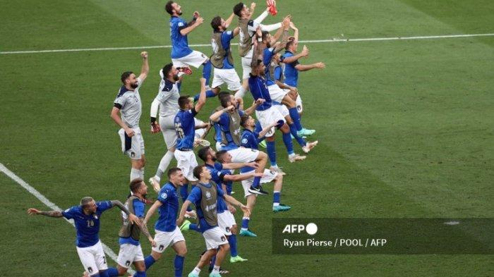 H2H ITALIA Vs Austria Babak 16 Besar Piala Eropa 2021, Susunan Pemain Head To Head Austria Vs Italia
