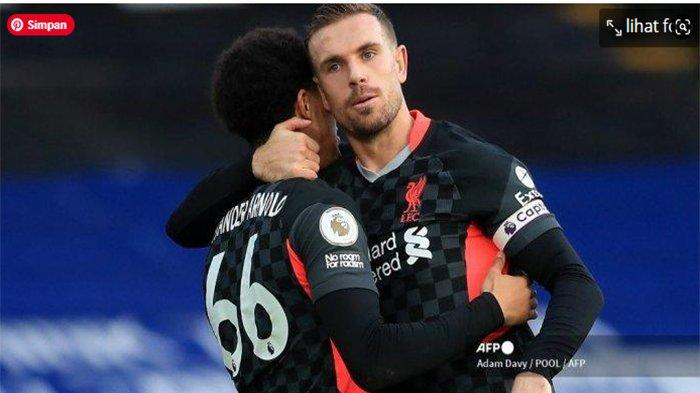 Gol Kejutan, Liverpool Tertinggal 0-1 dari Southampton di Awal Babak