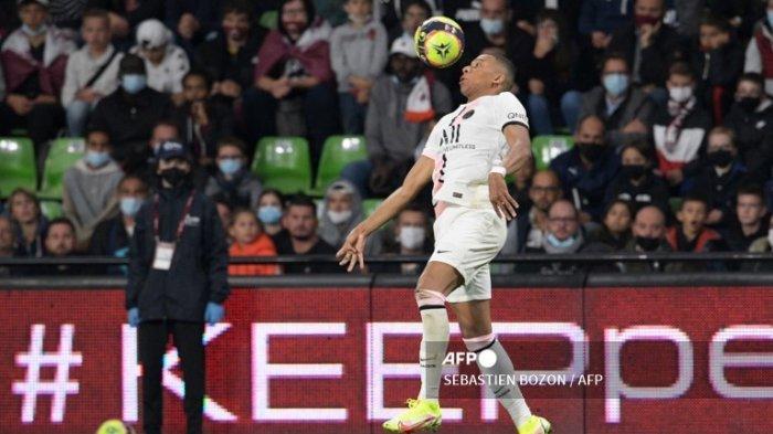 Klasemen Liga Prancis: PSG Tanpa Pesaing di Puncak, Mbappe Top Skor Sementara