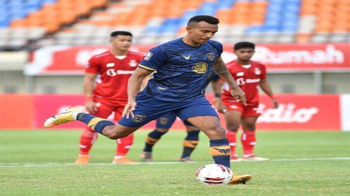 UPDATE SKOR Hasil Persela vs Persik Piala Menpora - Unggul Jumlah Pemain & Brace Melvyn, Skor 2-1