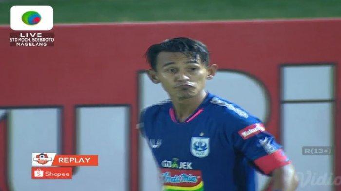 SKOR Sementara Live Streaming PSIS Semarang Vs Persija Jakarta, PSIS Semarang Balik Unggul 2-1