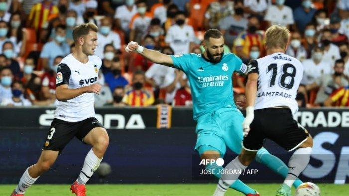 Live Streaming Real Madrid vs Mallorca, Siaran Langsung BeinSports Mulai Pukul 03.00