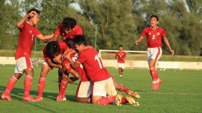 JADWAL Timnas U19 Hari Ini Live Uji Coba Perdana Lawan Gimnastic Tarragona, Nonton Dimana?