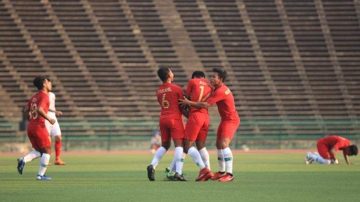 Live Streaming RCTI Final AFF U-22 Timnas Indonesia Vs Thailand: Gama Tak Mau Remehkan Timnas U 22