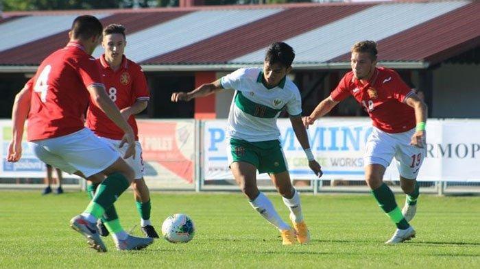 JADWAL Timnas U19 vs Qatar Malam Kamis Ini 17 September & Jam Tayang Live Streaming Net TV Mola TV