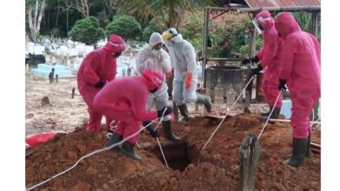 HEBOH Jenazah PDP Virus Corona Hilang dari Makam, Keberadaan Jenazah Masih Misterius